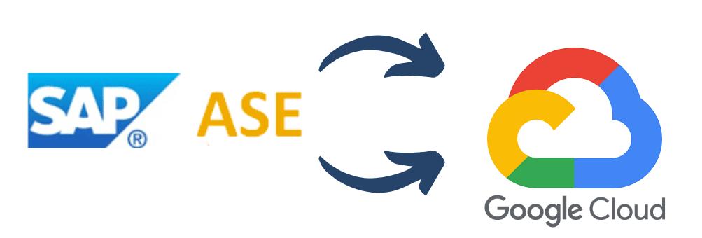 SAP Sybase ASE migration to GCP